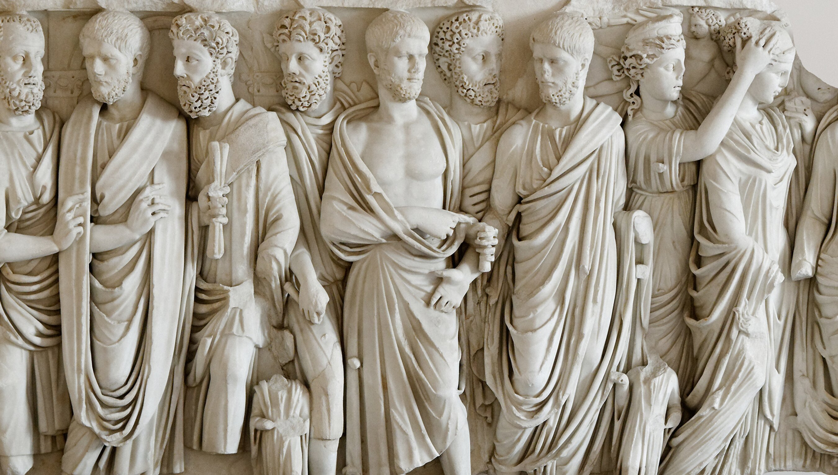 Horace's lyrics of friendship offer hope to our troubled world | Psyche