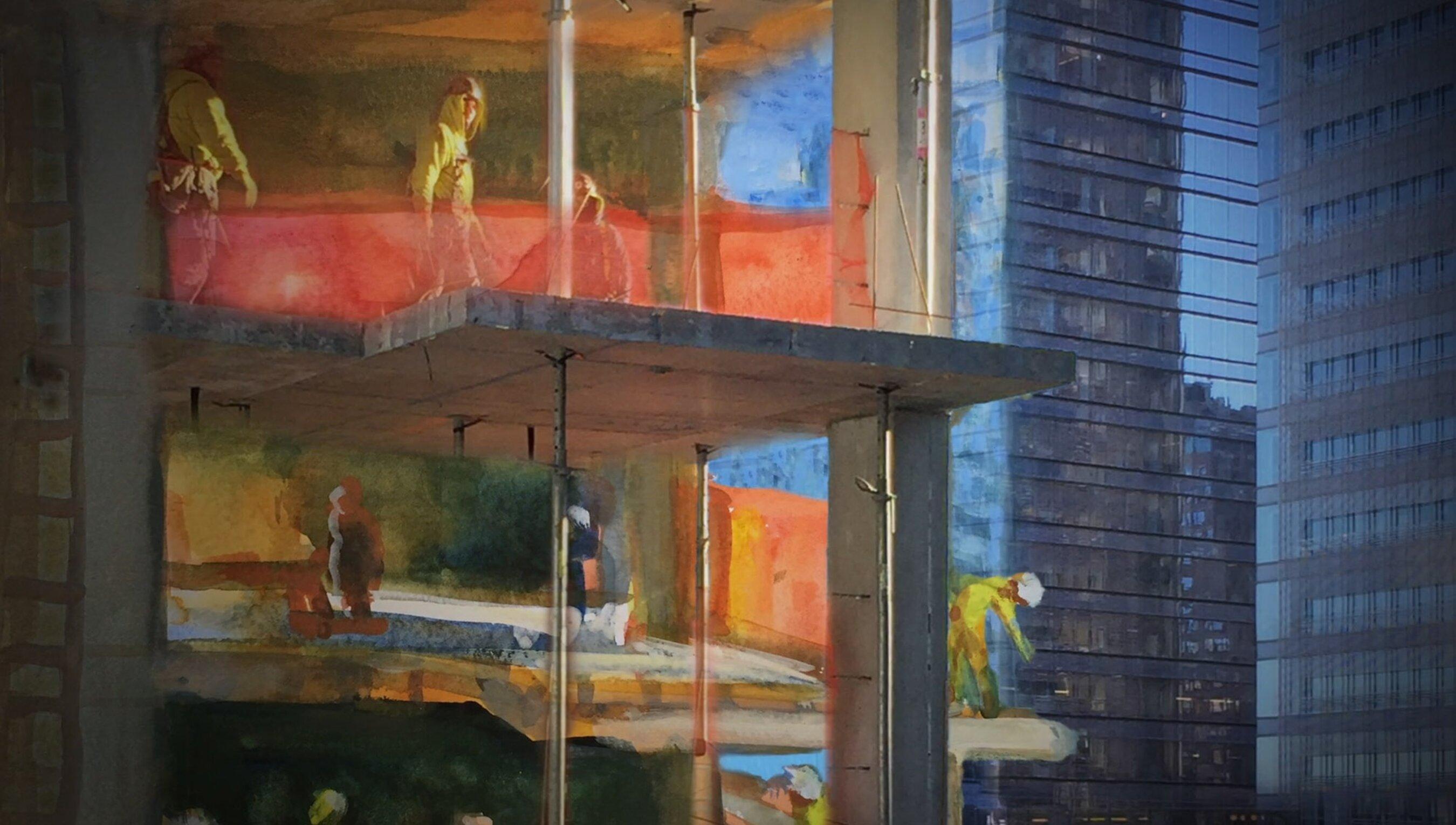 The monolith | Psyche