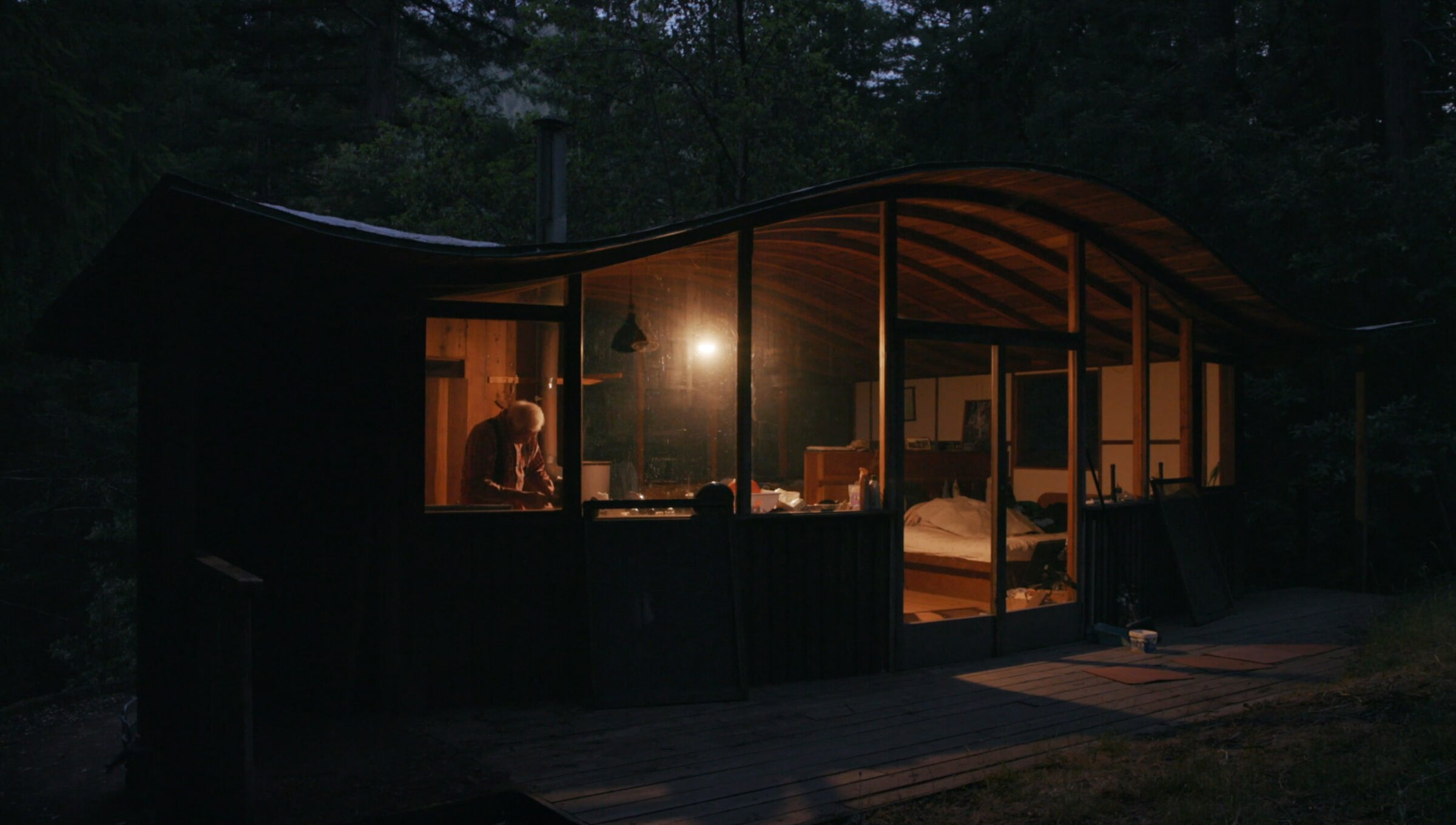 From modernist architect, to a life off-grid, a creative life well-lived | Psyche