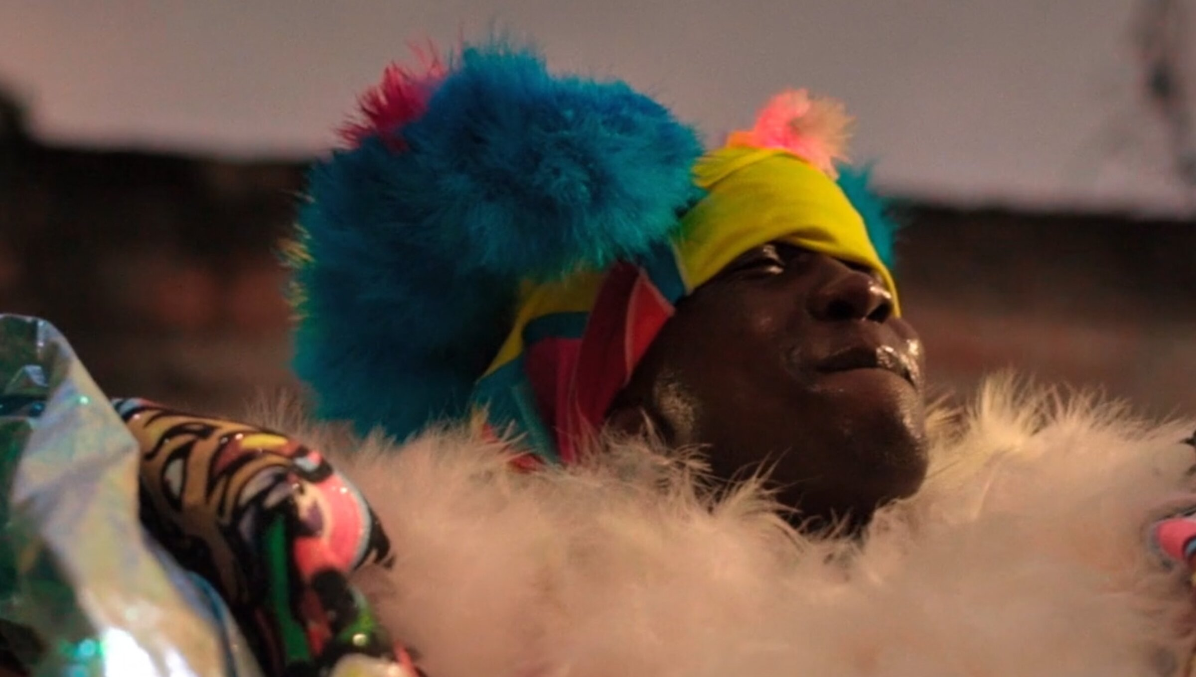 Behold the fearsome beauty of Rio's other carnival, on the outskirts of town | Psyche