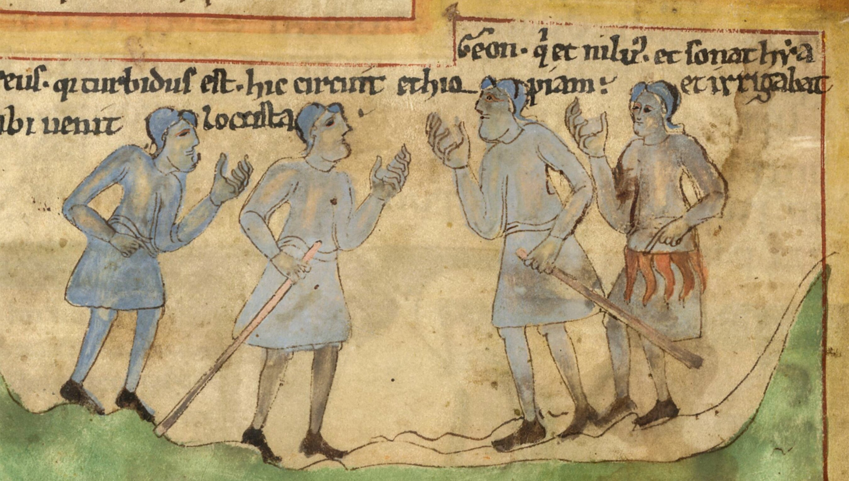 The language of love in a 12th-century English law book | Psyche